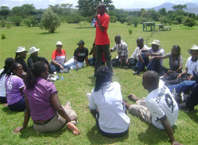 Lake Naivasha Resort - TeamBuilding