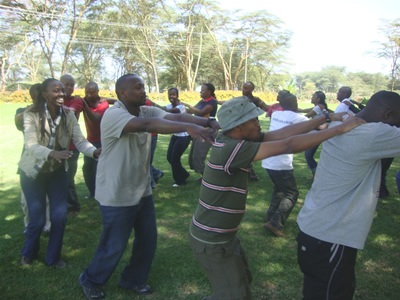 Naivasha- Enashipai resort & spa - TeamBuilding